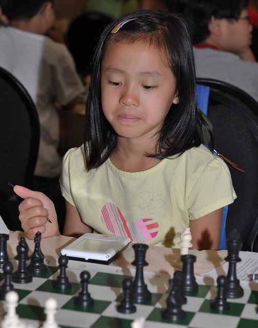 2011 Canadian Youth Chess Championship Part 1