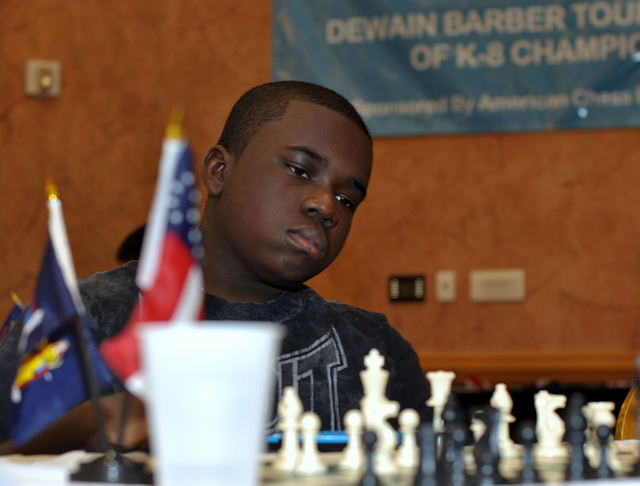 2011 Denker Barber Chess Championship and US Girls Junior Open Part 1