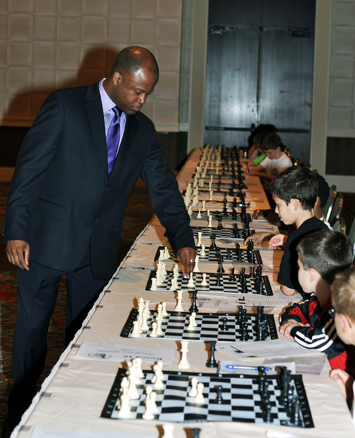 2011 Elementary Championships Maurice Ashley Simul