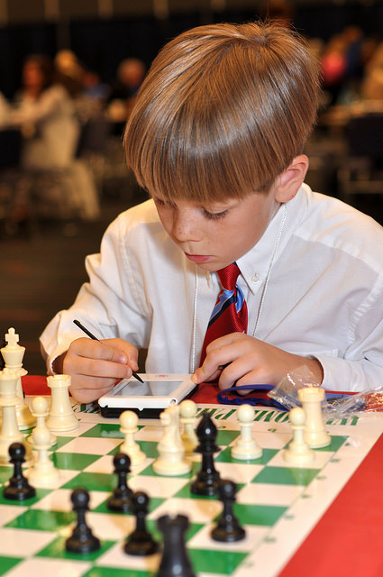 2011 Youth Chess Tournament For Peace Part 2