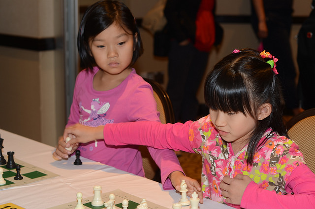2012 Canadian Youth Chess Championship Bughouse