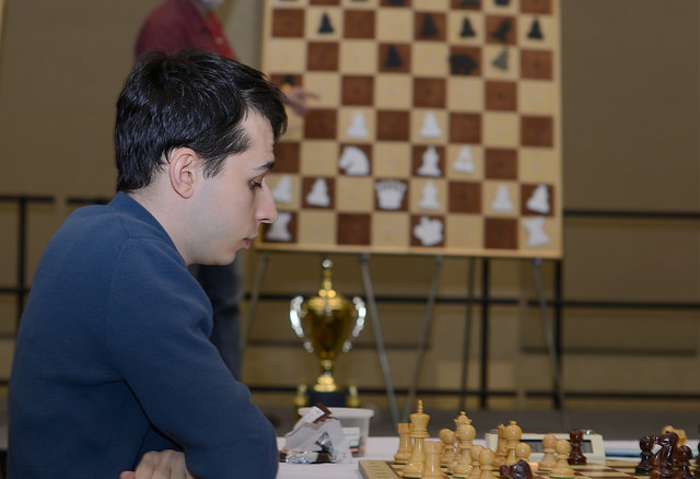 2012 Las Vegas International Chess Festival