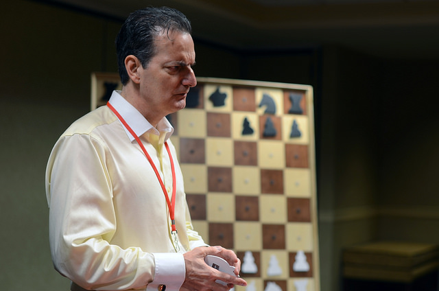 2012 Las Vegas International Chess Festival GM Lessons