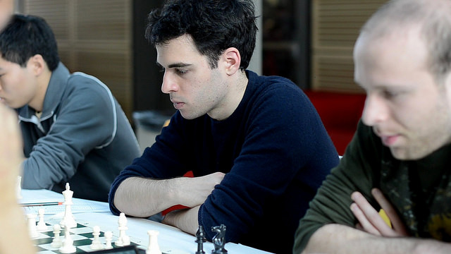 2012 Pan-American Intercollegiate Team Chess Championship Part 1