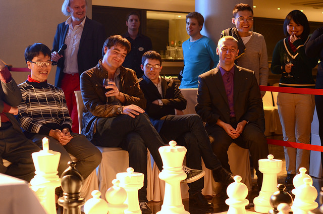 2013 Tradewise Gibraltar Chess Festival Battle of the Sexes