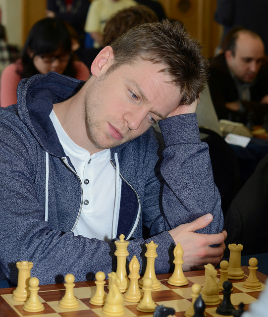 2013 Tradewise Gibraltar Chess Festival Round 3 and 4