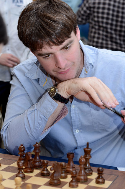 2013 Tradewise Gibraltar Chess Festival Round 5 and 6
