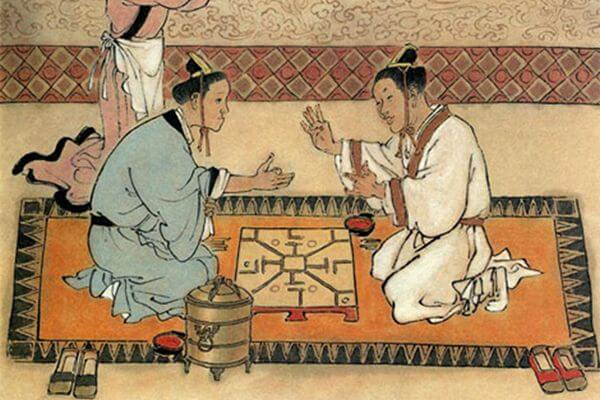 chess info ancient liubo game