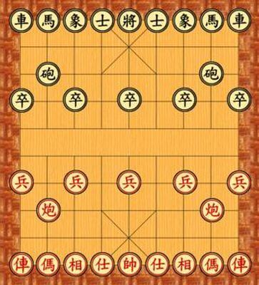 chess info xiangqi board